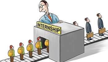 How does an Internship help to shape your future career?